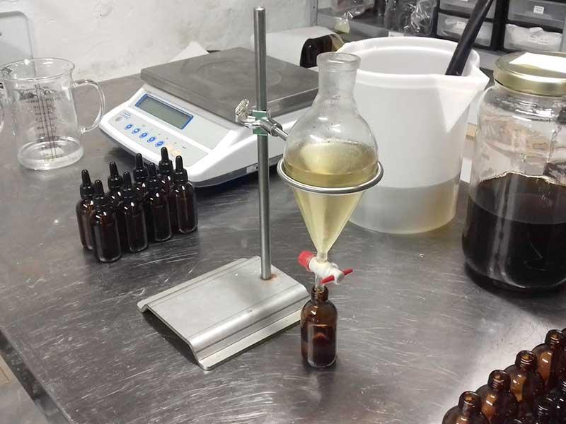 il laboratorio il brusafer lavorazione