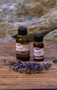olio essenziale lavanda agustifolia